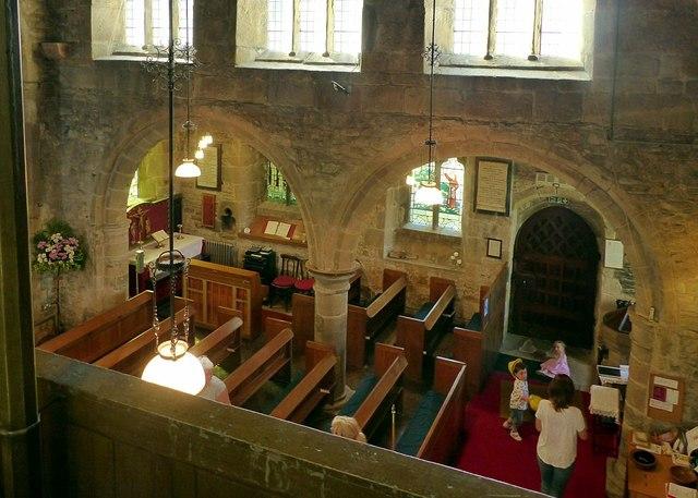 Church of St Mary, Denby