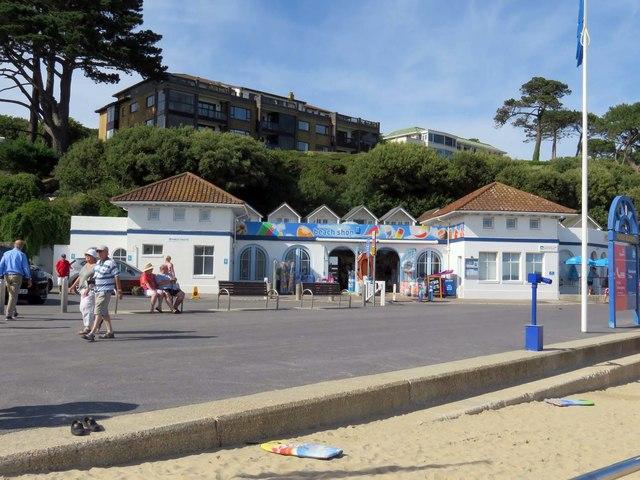 Branksome Chine Beach Shop