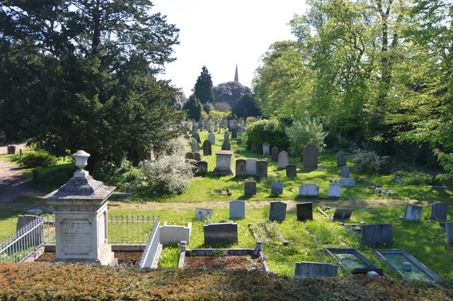 Histon Road Cemetery