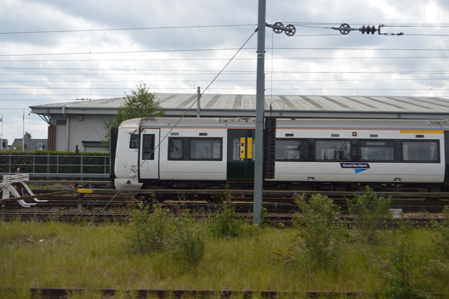 Cambridge sidings