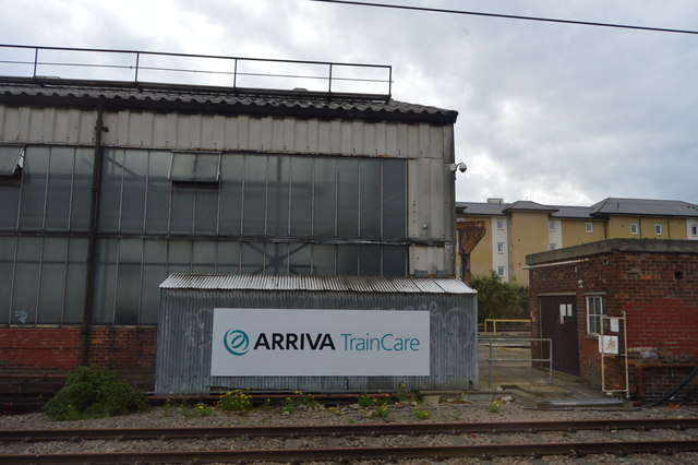Train Care Depot