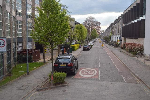 Bateman St
