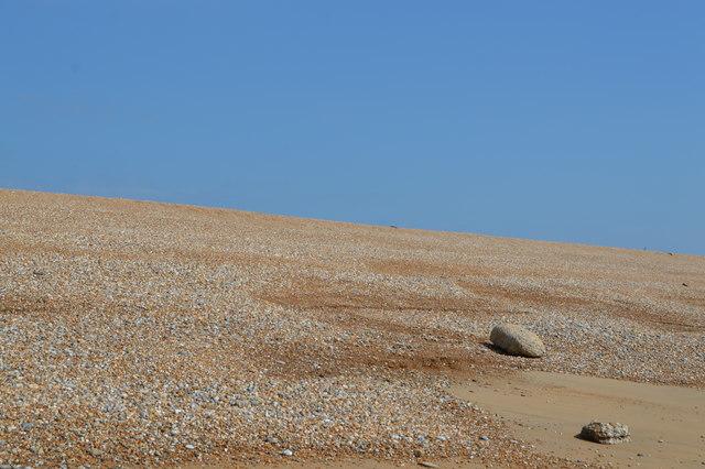 Dungeness Beach