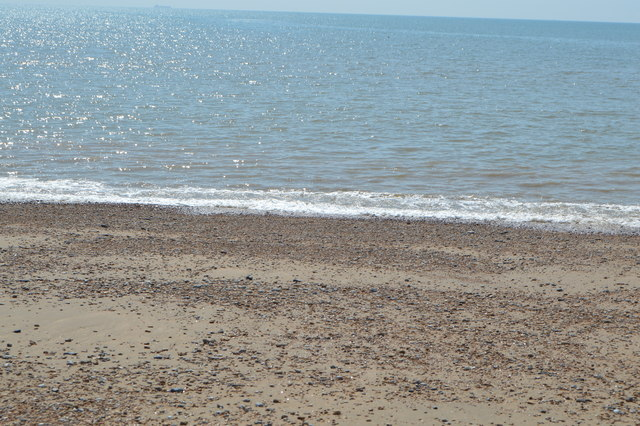 Waters edge, Dungeness