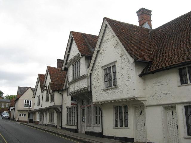 Church Street, Saffron Walden