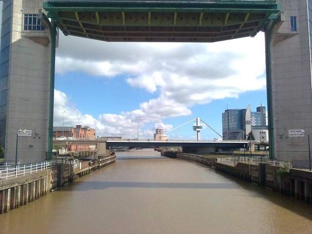 River Hull and Myton Street Bridge