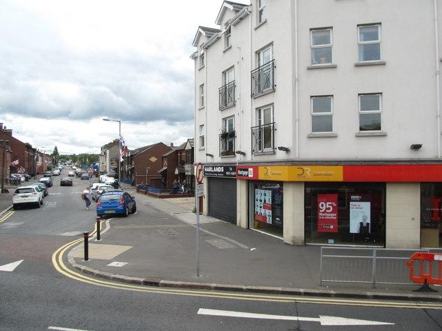 Ravenscroft Avenue, off Upper Newtownards Road, Belfast
