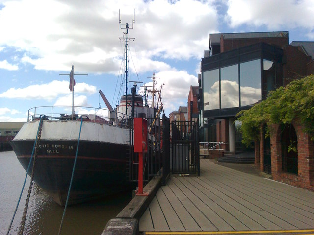 'Arctic Corsair' and Streetlife transport museum