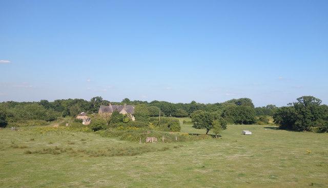 Fields around Whitehall Farm