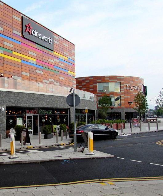 Drago Lounge, Usk Plaza, Newport
