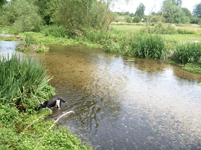 Gently flows the Kennet [1]