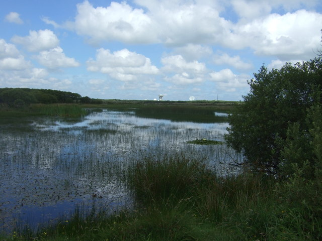 Croft Pascoe Pool, Goonhilly Downs