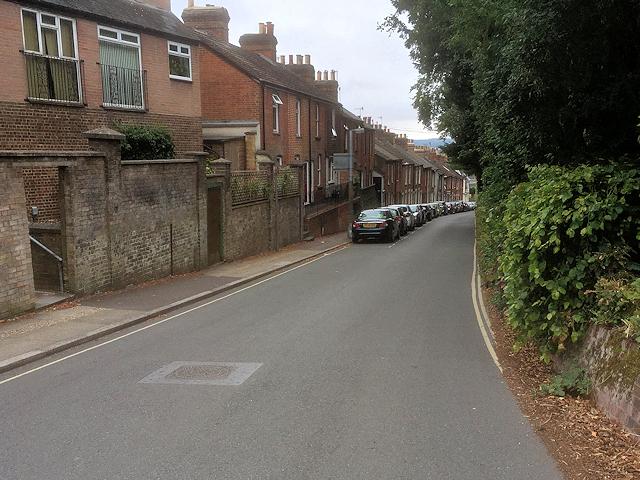 Salisbury, Milford Hill
