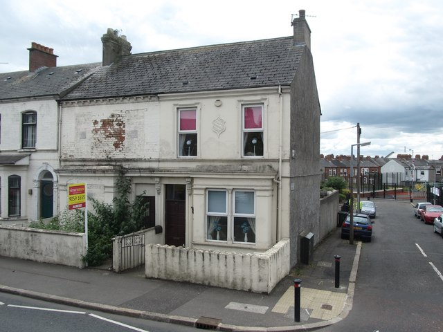 Upper Newtownards Road house ripe for redevelopment