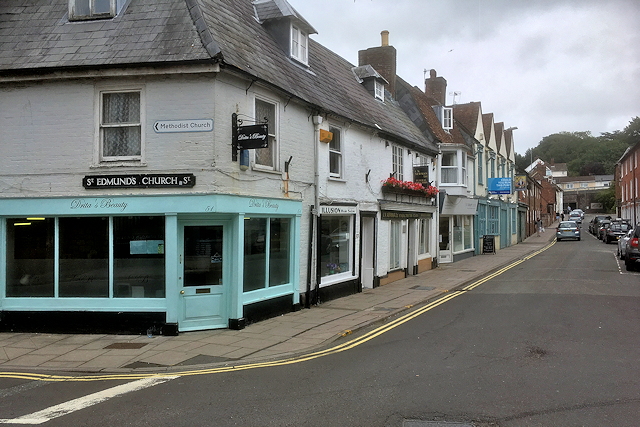 Salisbury, Winchester Street
