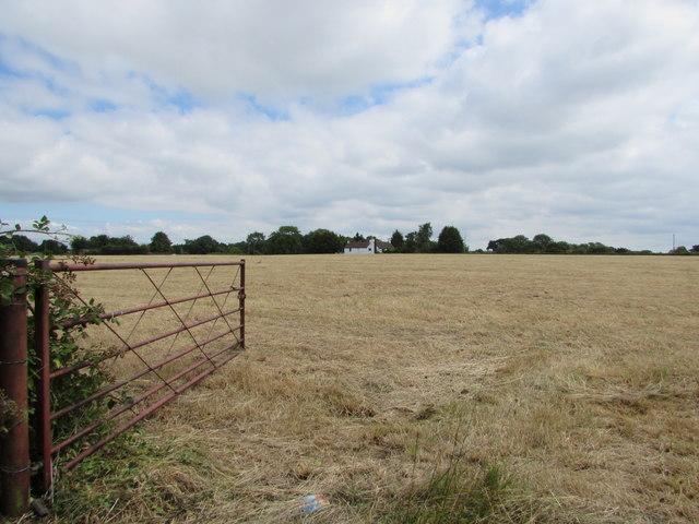 Nibley farmland, South Gloucestershire