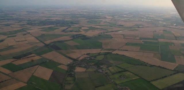 Aldreth: aerial 2017