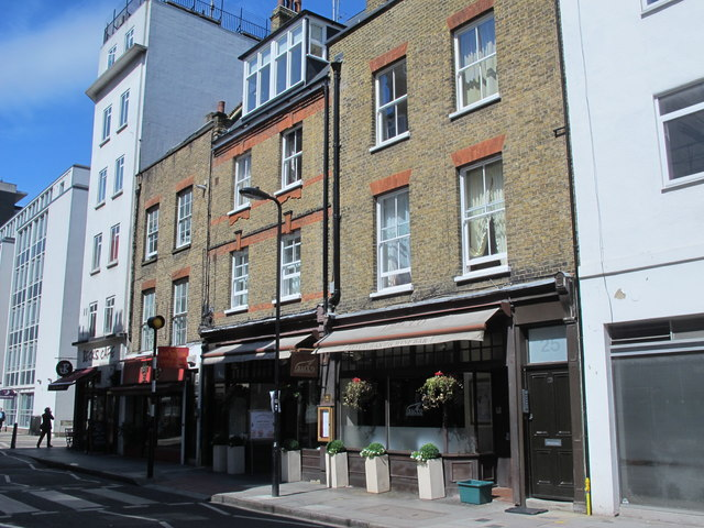 Red Lion Street, WC1