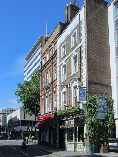 The Enterprise, Red Lion Street, WC1