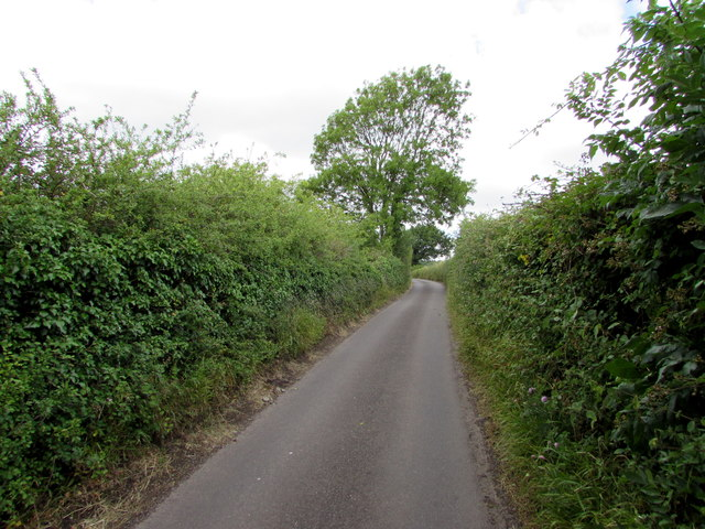 Narrow Nibley Lane, South Gloucestershire