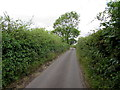 ST6882 : Narrow Nibley Lane, South Gloucestershire by Jaggery
