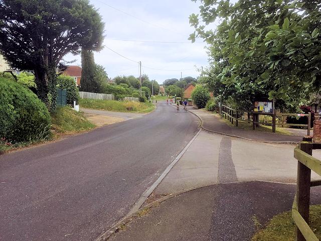 Middleton Road, Middle Winterslow