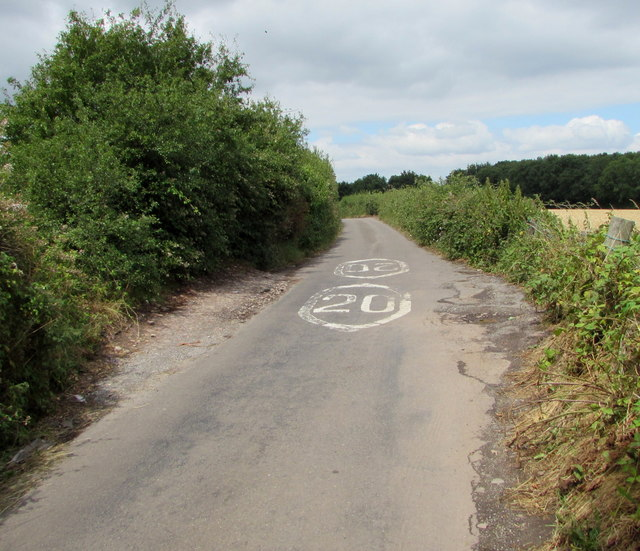 20 on Nibley Lane, South Gloucestershire
