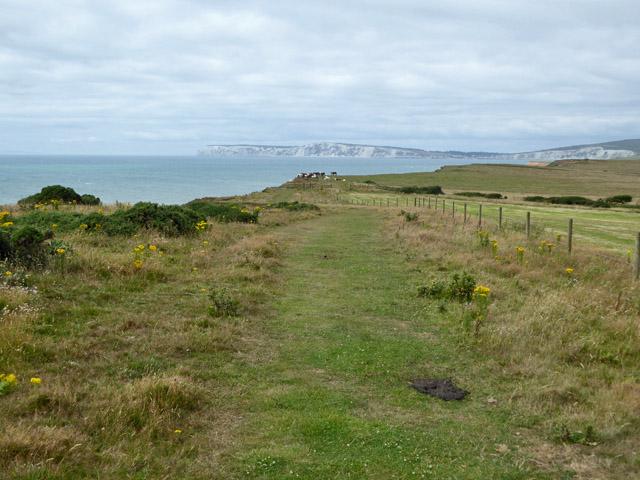 Coastal path towards Sudmoor Point