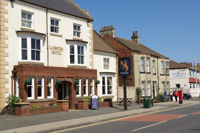 The Lobster Hotel, Redcar