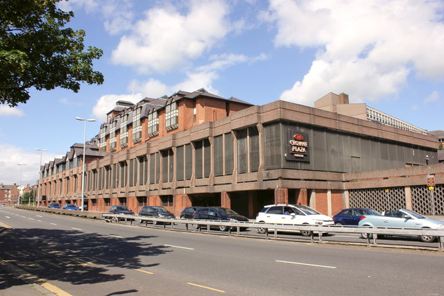 ade5aff54b Crowne Plaza Hotel, Chester © Jeff Buck :: Geograph Britain and Ireland
