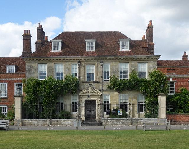 Mompesson house, Salisbury