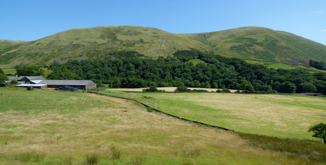 Brockholes Bank and Blease Fell