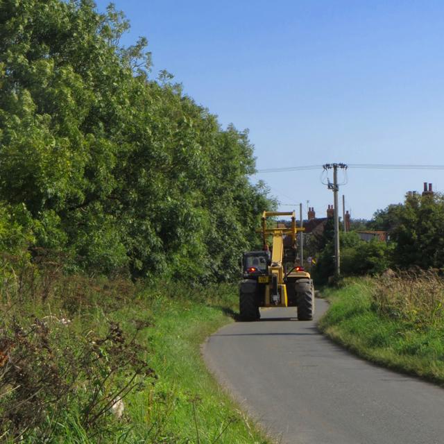 Humber Lane, Welwick