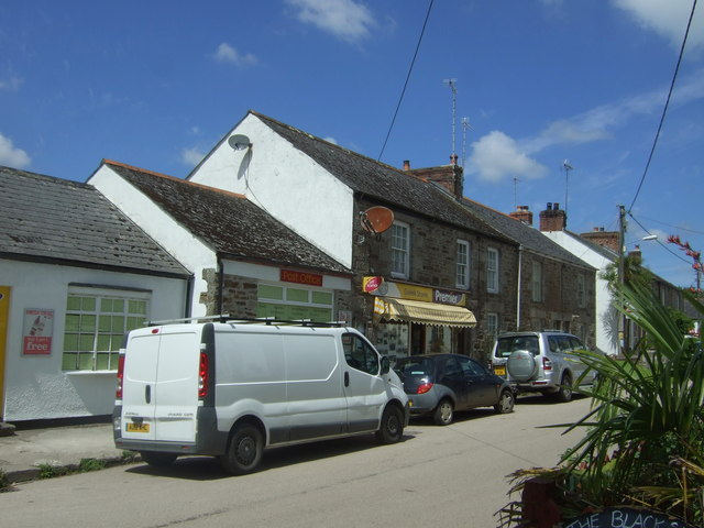 Post Office and shop, Gweek