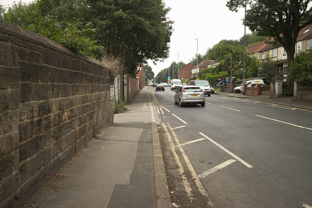 Recycling Centre Entrance, Meanwood Road