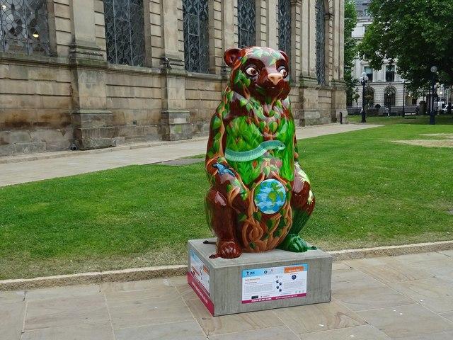 'Bear Neccessities'