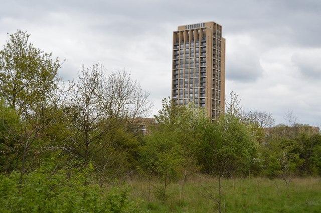 Towerblock, West Hendon