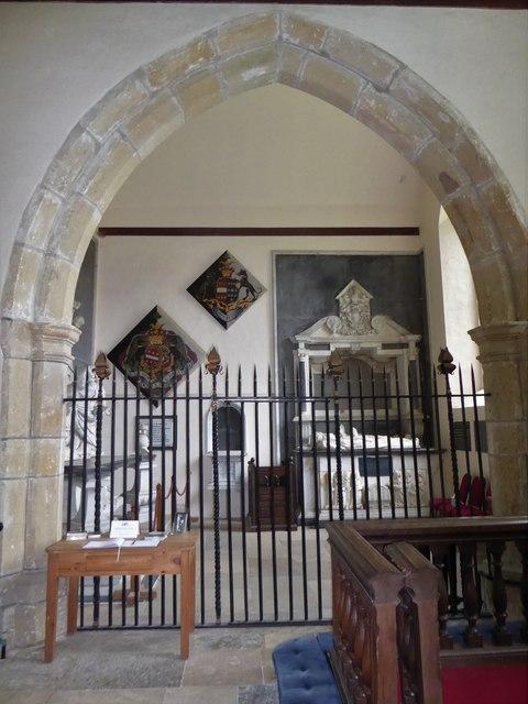Inside St Peter, Ashburnham (c)