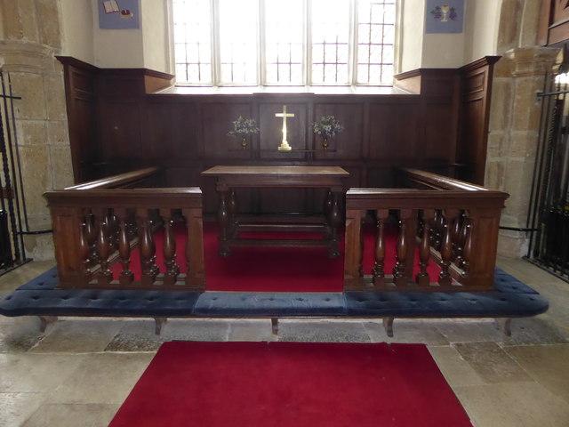 Inside St Peter, Ashburnham (e)