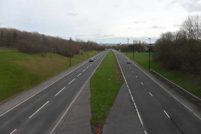 North West Radial Route, Newcastle upon Tyne
