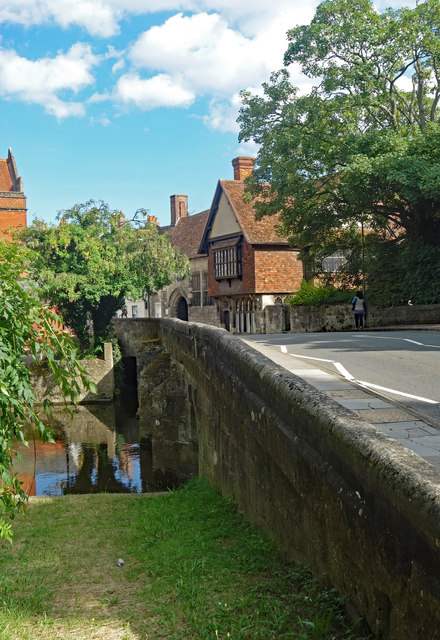 Crane Bridge, Salisbury