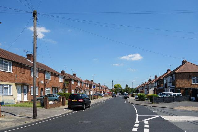 Cassiobury Avenue, Feltham