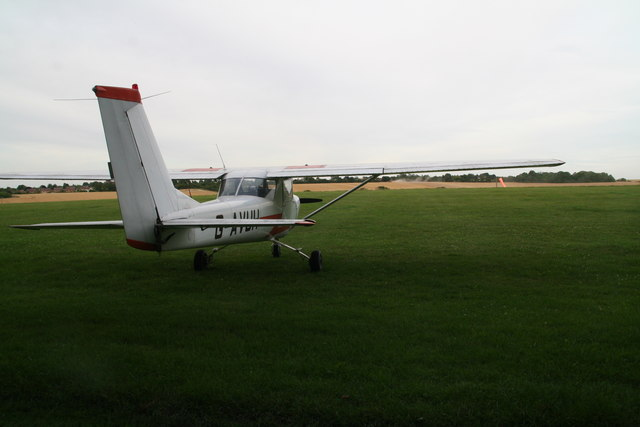 Audley End airstrip