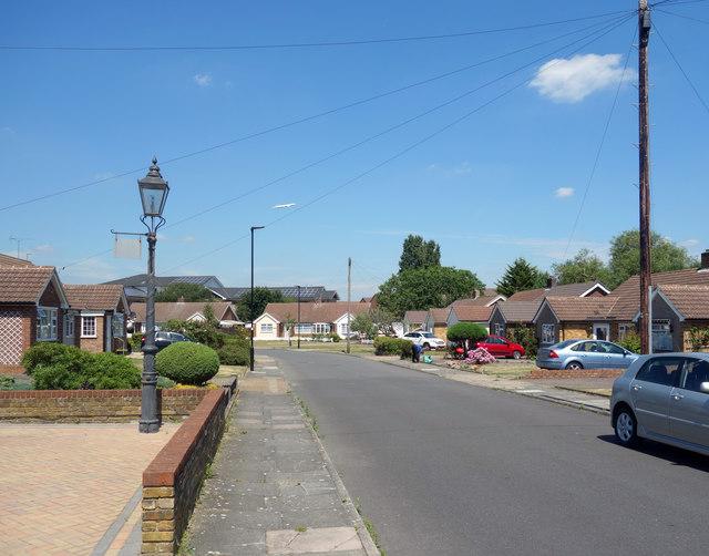 Oak Way, Feltham