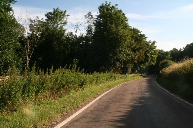 Wenden Road, towards Audley End