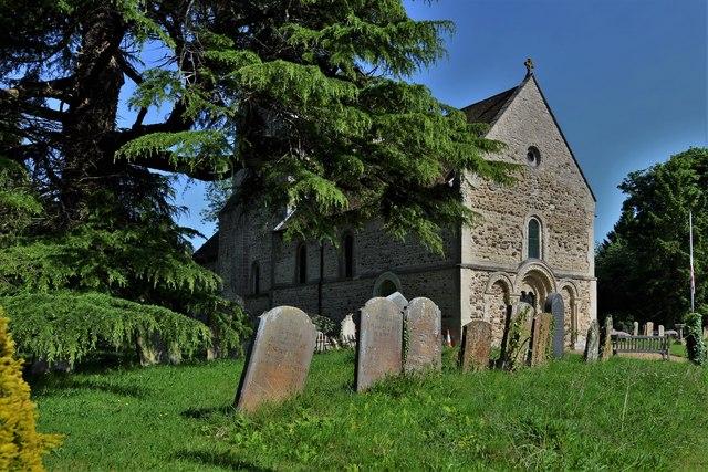 Stewkley, St. Michael's Church