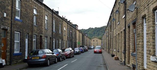 Industrial Street, Todmorden