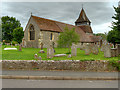 SU3630 : The Church of St Peter and St Paul, King's Somborne by David Dixon