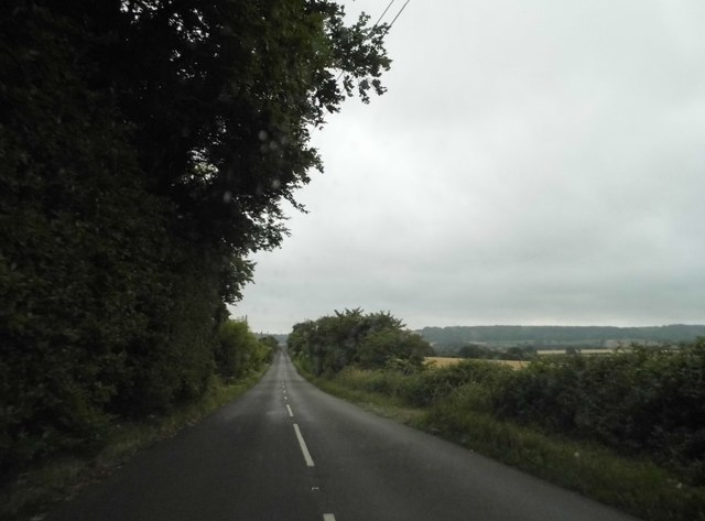 Dunstable Road near Whipsnade