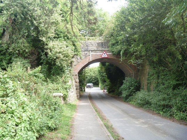 Bridge on Elcot Lane [1]